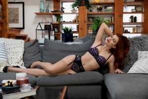 Leilia incall escort in Baraboo & sex party